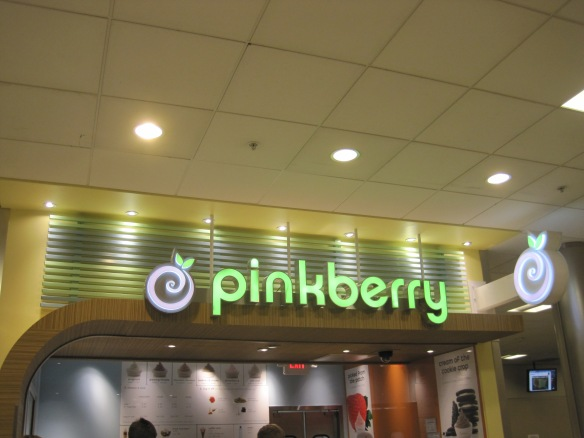 Pinkberry did not disappoint!